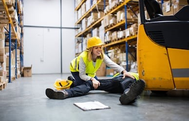 What to do in the Case of a Serious Accident at Work
