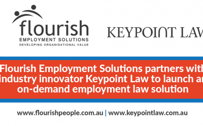 Industry innovator Keypoint Law partners with cloud‑based HR platform to launch an on-demand employment law solution